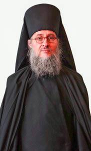 Отец иеродьякон Иоаким