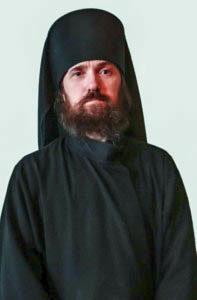 Отец иеродьякон Иоанн
